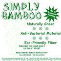 Bild på Bambu vadd 100% ca 250 cm bred