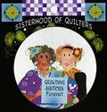 Bild på Brosch Quilting Sisters Forever