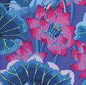 Bild på GP93 Lake Blossoms Blue Kaffe Fassett