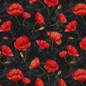 Bild på Black Poppy Scarlet Dance 42430-937
